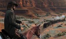 Screenshot from the game Red Dead Redemption